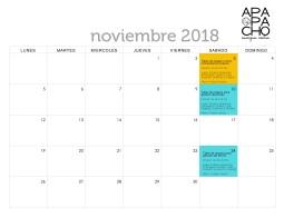 Calendarios_talleresAPAPACHO_NOV