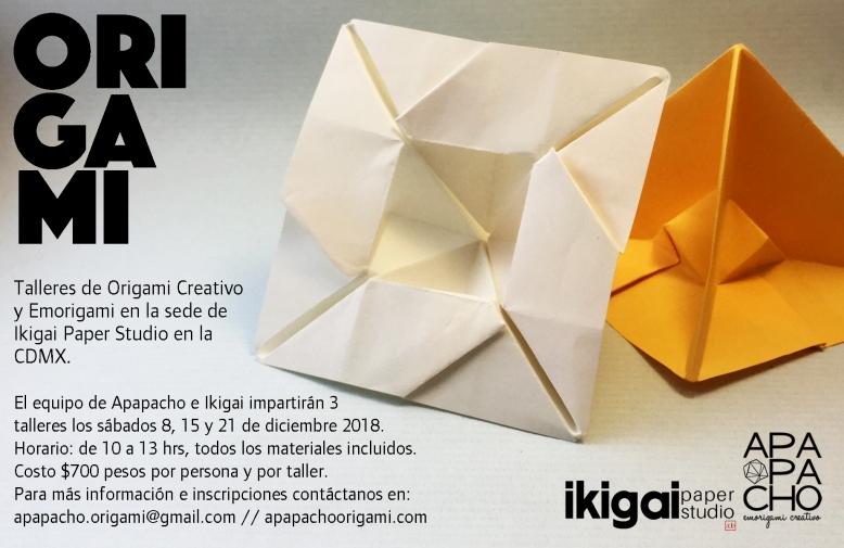 Origami_flyer_Ikigai&Apapacho2018